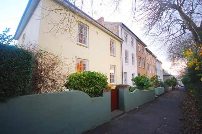 Thumbnail End terrace house for sale in Cornwall Terrace, Penzance