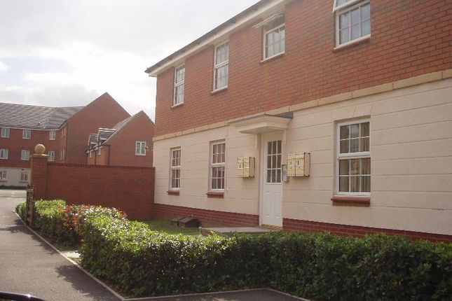 Thumbnail Flat to rent in Narbeth Close, Newport