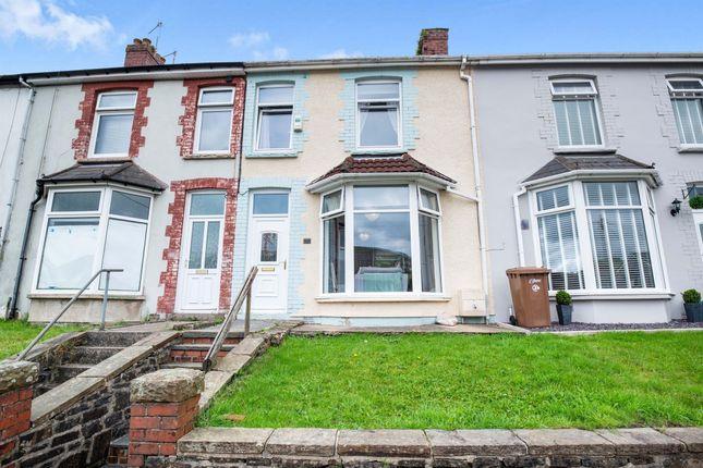 3 bed terraced house for sale in Aberfawr Terrace, Abertridwr, Caerphilly CF83