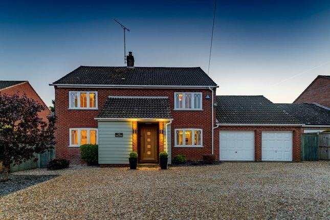 Thumbnail Detached house for sale in Sandy Lane, Fakenham