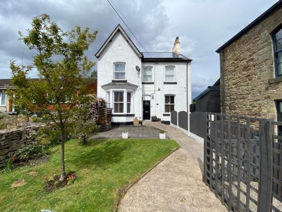 Thumbnail Detached house for sale in Rhewl, Holywell, Flintshire, North Wales