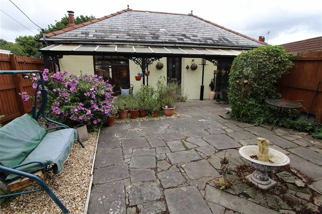 Thumbnail Detached bungalow for sale in Pontygwindy Road, Caerphilly