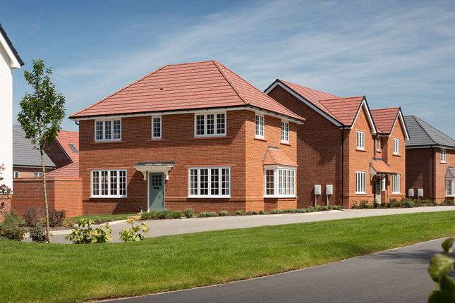 "Thumbnail Detached house for sale in ""The Brooke"" at Wood Lane, Binfield, Bracknell"