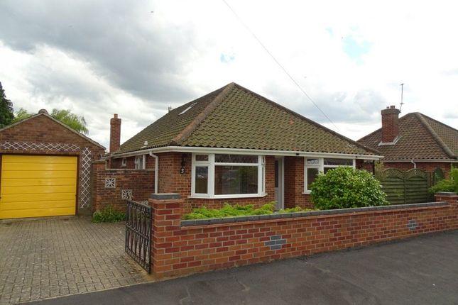Thumbnail Bungalow to rent in Hamond Road, Hellesdon, Norwich