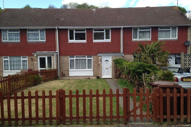 Thumbnail Terraced house to rent in Brendon Avenue, Chatham