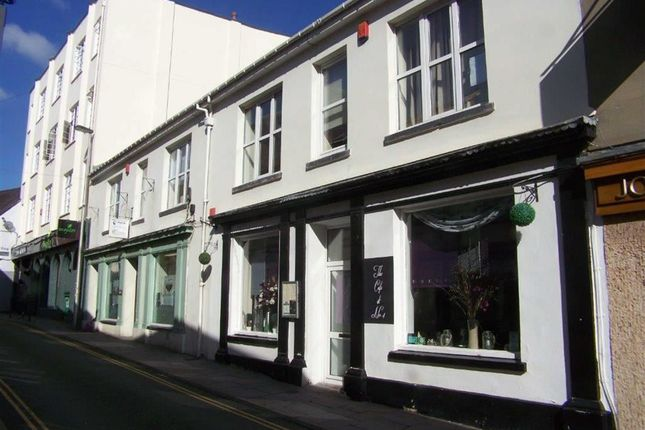 Thumbnail Commercial property for sale in Queen Street, Carmarthen