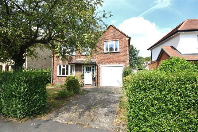 Thumbnail Detached house for sale in The Grove, Woking, Surrey