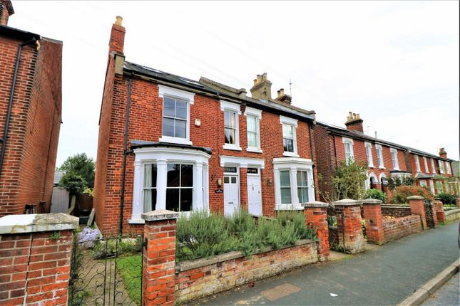 Thumbnail Semi-detached house for sale in The Avenue, Wivenhoe, Colchester, Essex