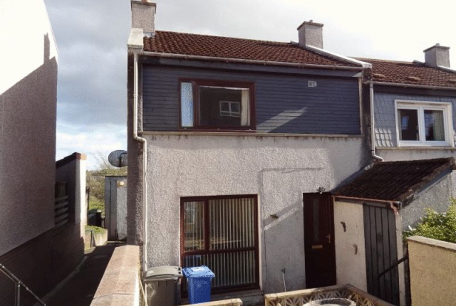 Thumbnail End terrace house to rent in Viewbank, Leslie, Fife 3Bs