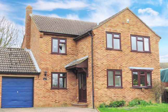 Thumbnail Link-detached house for sale in Old Stable Walk, Bury, Huntingdon