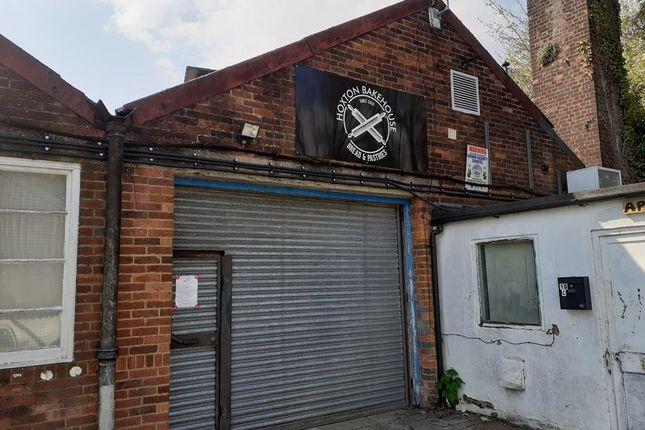 Thumbnail Warehouse to let in Unit 9B Loveridge Trading Estate, Loveridge Lane, Southbrook Road, Southampton, Hampshire