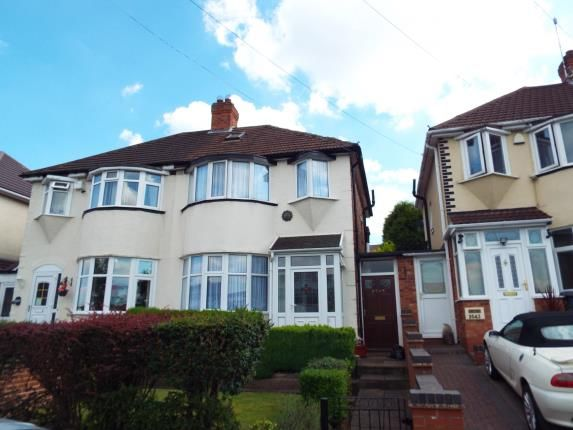 Thumbnail Semi-detached house for sale in Coventry Road, Sheldon, Birmingham, West Midlands
