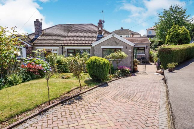 Thumbnail Semi-detached bungalow for sale in Belmont Rise, Low Moor