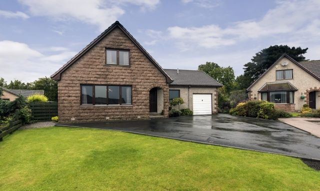 Thumbnail Property for sale in 4 Angus Gardens, Fetterangus, Aberdeenshire