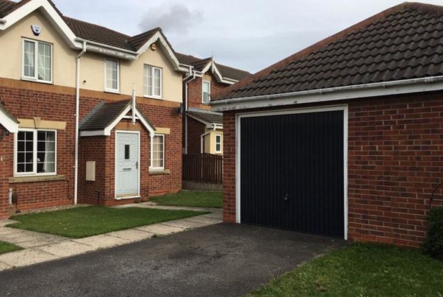 Thumbnail 2 bed property to rent in Bloomsbury Gardens, Scartho Top, Grimsby
