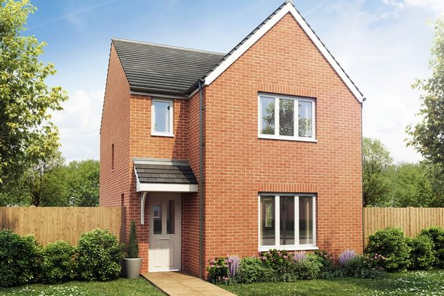 """Thumbnail Detached house for sale in """"The Hatfield """" at Broad Street Green Road, Heybridge, Maldon"""