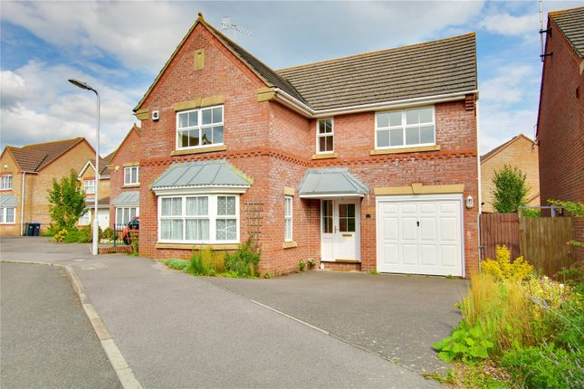 Thumbnail Detached house for sale in Foxglove Walk, Durrington, Worthing, West Sussex
