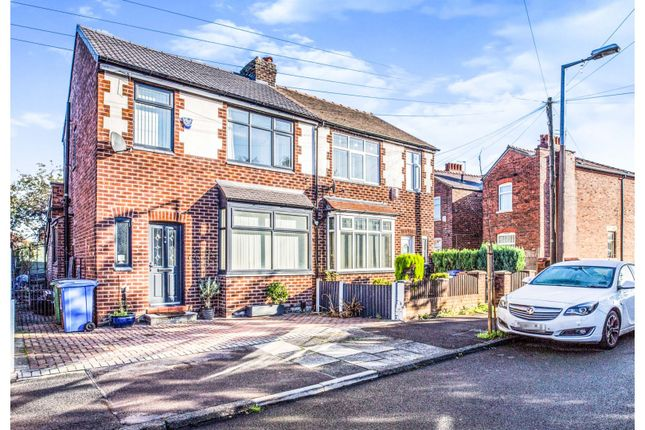 3 bed semi-detached house for sale in Welbeck Road, Stockport SK5