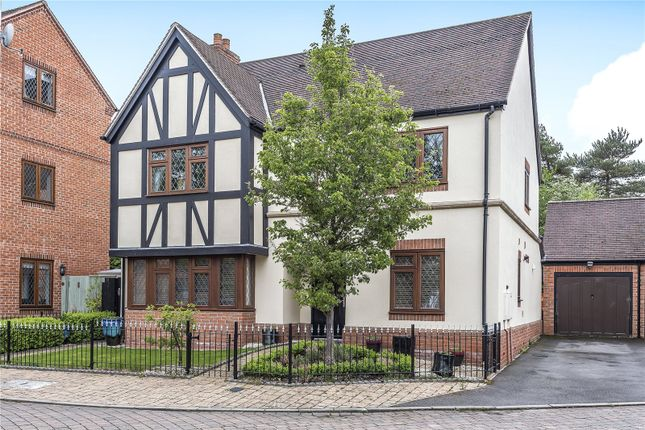 Thumbnail Detached house for sale in Elgin Gardens, Stratford-Upon-Avon