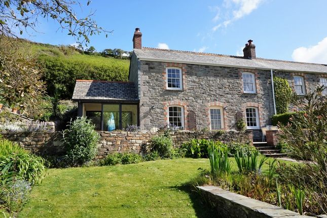 Thumbnail Cottage for sale in West Portholland, Truro