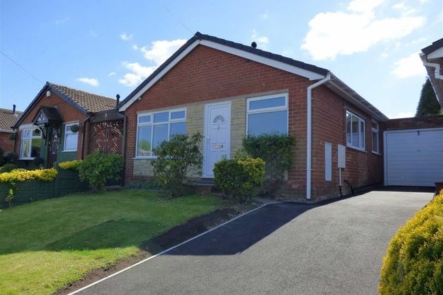 3 bed detached bungalow for sale in Pickwick Place, Talke, Stoke-On-Trent
