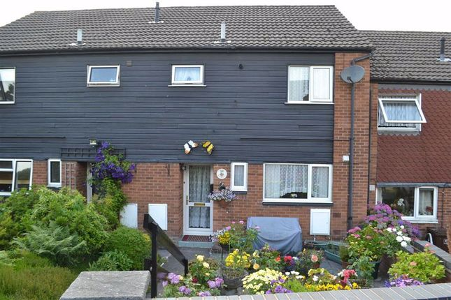 Thumbnail Terraced house for sale in 106, Dolgwenith, Llanidloes, Powys