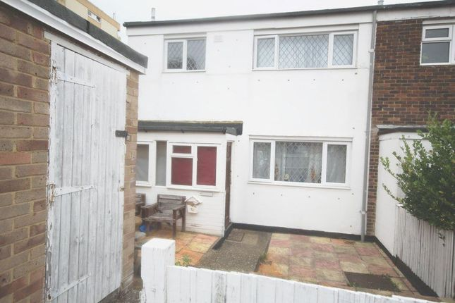 Thumbnail End terrace house to rent in Blockmakers Court, Shipwrights Avenue