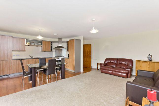 Living Room 3 of Portland Gardens, The Shore, Edinburgh EH6