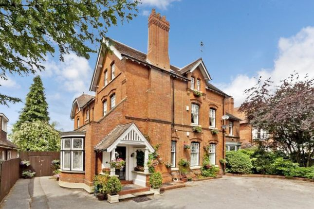 Thumbnail Flat for sale in St. Bernards Road, Solihull