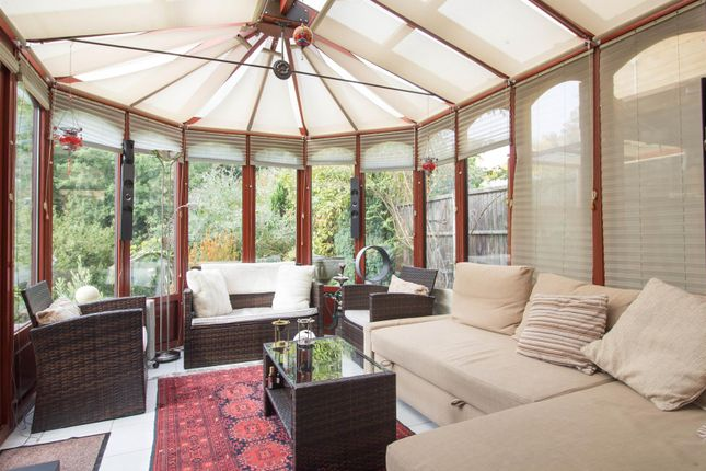 Conservatory of Connaught Drive, Weybridge KT13