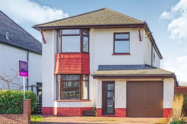 Thumbnail Detached house for sale in Pantbach Road, Rhiwbina