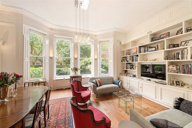 Thumbnail Flat for sale in Courtfield Road, South Kensington, London