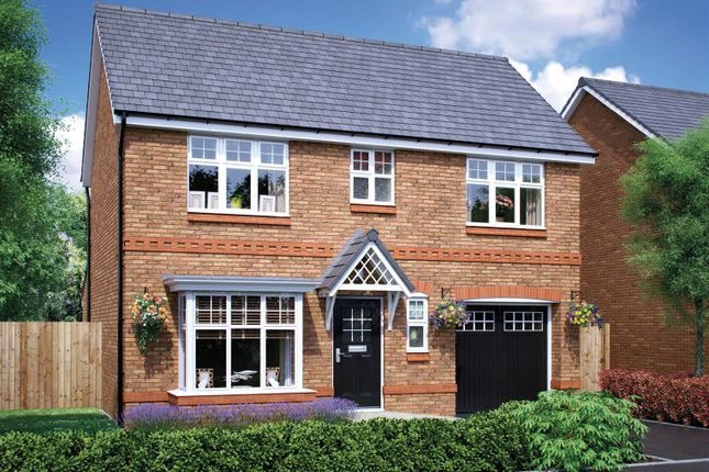 4 bed detached house for sale in Ribblesdale Avenue, Accrington BB5