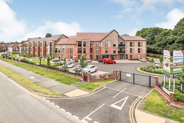 Thumbnail Flat for sale in Deans Park Court, Kingsway, Stafford, Staffordshire