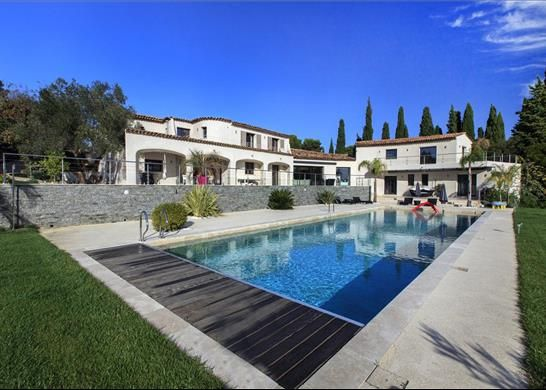 6 bed detached house for sale in Mougins, France