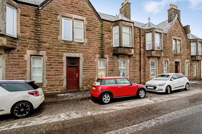 Thumbnail Flat for sale in Addison Terrace, Crieff