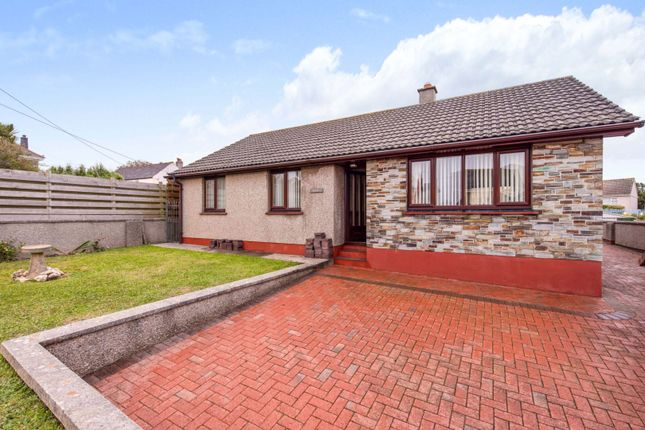 Thumbnail Detached bungalow for sale in Connor Hill, Hayle