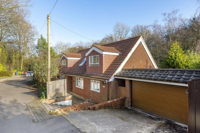 Thumbnail Detached house for sale in Springwood Lane, Burghfield Common