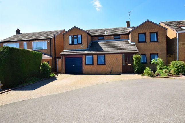 Thumbnail Detached house for sale in Forth Close, Oakham