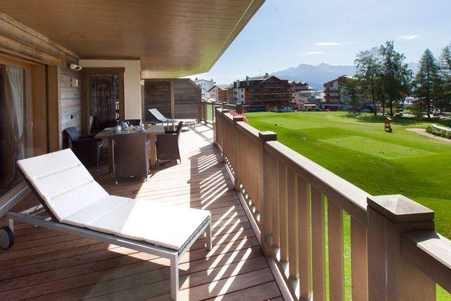 Thumbnail Apartment for sale in Rhodania Parc, 3963 Crans Montana, Crans Montana, Valais, Switzerland