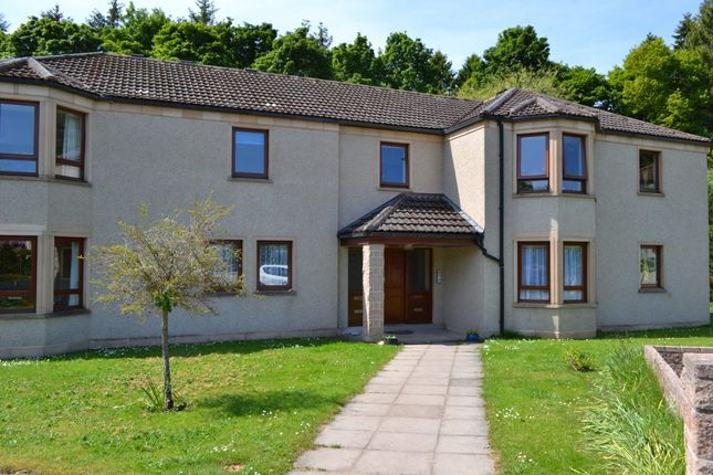 Thumbnail Flat for sale in 10 St Leonards Court, Forres