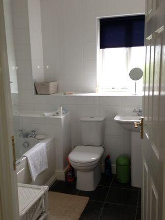 Bathroom of Lakes View, Royal Wootton Bassett SN4