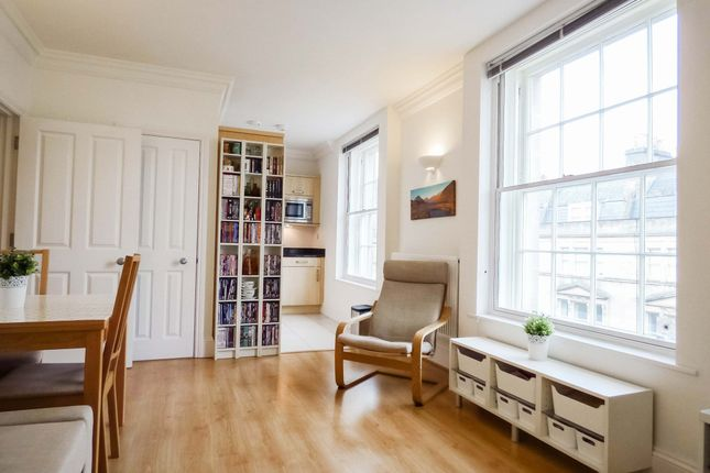Living Room of Herschel Place, Central Bath BA2