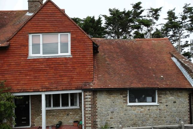 3 bed semi-detached house for sale in New Parade, High Street, Selsey, Chichester