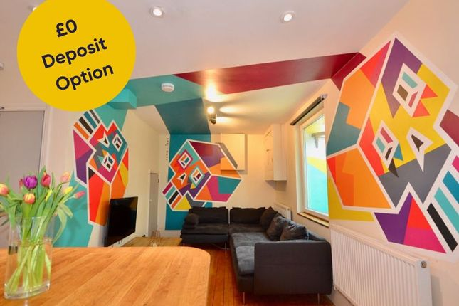 Thumbnail Semi-detached house to rent in Islingword Road, Brighton
