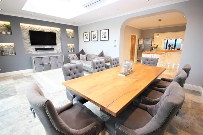 Thumbnail Detached house for sale in Stunning Contemporary Family Home, Redlands, Weymouth