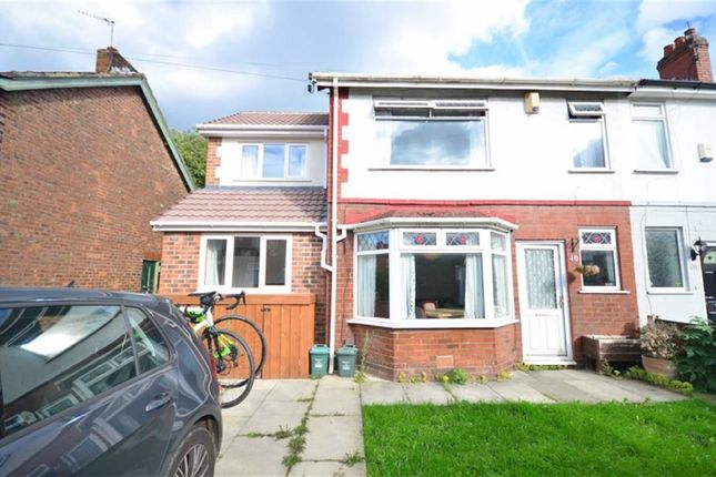 Thumbnail Semi-detached house to rent in Edgeworth Drive, Fallowfield, Manchester, Greater Manchester
