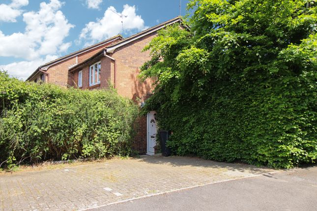End terrace house to rent in Friesland Close, Shaw, Swindon