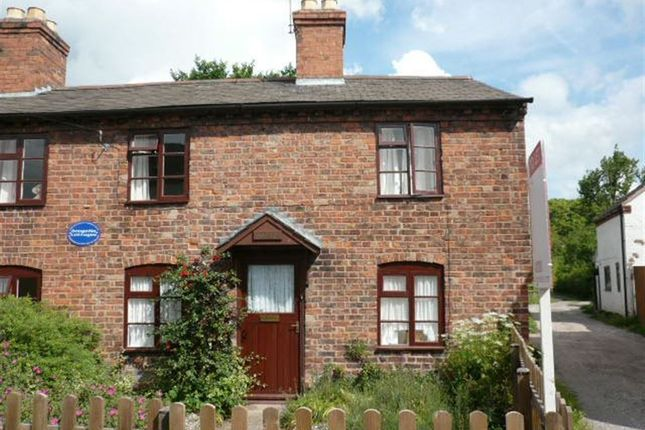Thumbnail Semi-detached house to rent in Noble Street, Wem, Shrewsbury