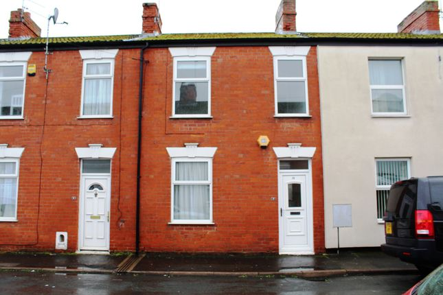 Thumbnail Terraced house to rent in Sotheron Street, Goole